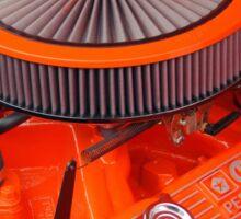 Engine: 340 Wedge Sticker