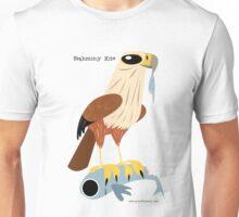 Brahminy Kite caricature Unisex T-Shirt