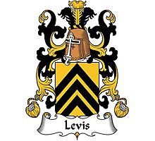 Levis Coat of Arms (French) Photographic Print