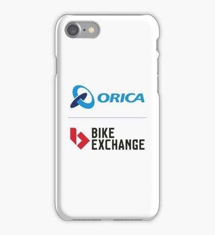 ORICA BikeExchange iPhone Case/Skin