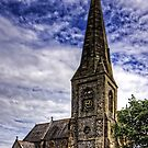 Christ Church Silloth by Tom Gomez