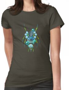 Dewpider and Araquanid Womens Fitted T-Shirt