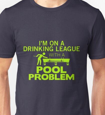 I'm on Drinking League Unisex T-Shirt