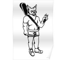 Folk Werewolf Poster