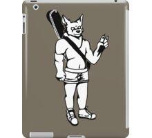 Folk Werewolf iPad Case/Skin