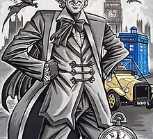 The Third Doctor by Raine  Szramski