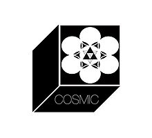 COSMIC CUBE.  by Charles  Perry