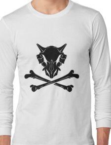 Dark Cubone Long Sleeve T-Shirt