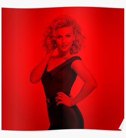 Julianne Hough - Celebrity (Square) Poster