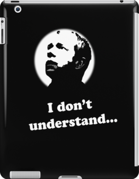 I Don't Understand - Sherlock by Hannah Saveall