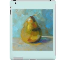 Lonely Pear by Chris Brandley iPad Case/Skin