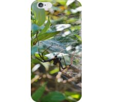 Come into my parlor.....upside down iPhone Case/Skin