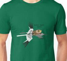 Eastern Marsh Harrier caricature Unisex T-Shirt