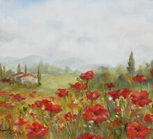 Poppies by Chris Brandley by ChrisBrandley