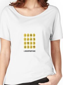 LEGOMANIAC Women's Relaxed Fit T-Shirt