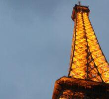 Paris Eiffel Sticker