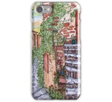 Ancient Crumbling Stone Steps iPhone Case/Skin