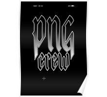 PNG Crew Poster
