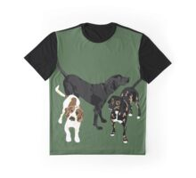 Nicky, Petunia and Lil Joe Graphic T-Shirt