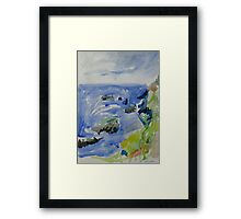 Norfolk's Northern Islets Framed Print