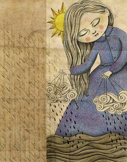 Call for Rain by Amalia K