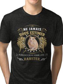 Ne Jamais Tri-blend T-Shirt
