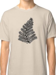Fern Drawing Classic T-Shirt