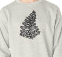 Fern Drawing Pullover