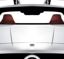 Mercedes SLS AMG Sticker
