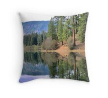 Reflecting One Of Gods Wonders Throw Pillow