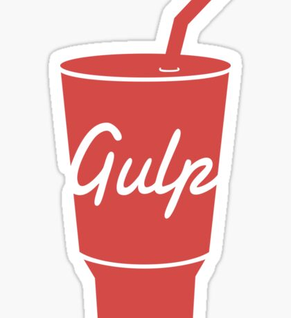 Gulp Sticker
