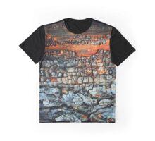 Burnt Wood Graphic T-Shirt