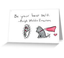 Jack - Be Your Best Self Greeting Card