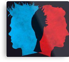 Who is Tyler Durden? Metal Print