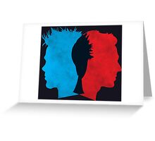 Who is Tyler Durden? Greeting Card