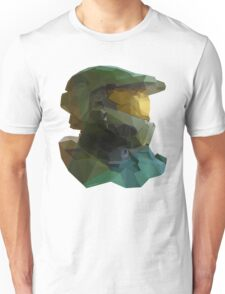 Low Poly Master Chief Unisex T-Shirt