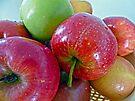 An apple a day...... by Susan S. Kline