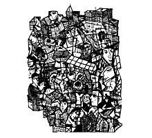 City Stuff Photographic Print