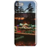 Shore Acres Holiday Lights iPhone Case/Skin