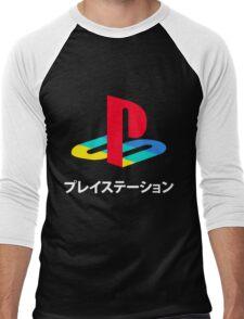 Playstation Game Men's Baseball ¾ T-Shirt
