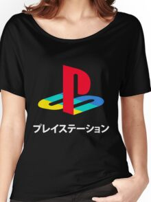 Playstation Game Women's Relaxed Fit T-Shirt