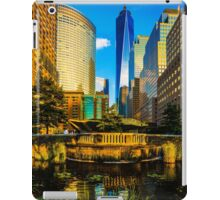 The Sunset Colors Of Battery Park City iPad Case/Skin