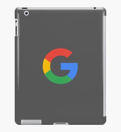 Google Alphabet iPad Case/Skin