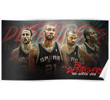 Destroyers Poster