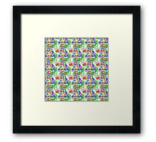 Christmas Tree for the Holidays Framed Print