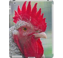 Red Crown iPad Case/Skin