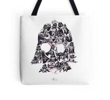 21 Darth Vaders Tote Bag