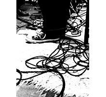 In the Studio Photographic Print