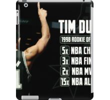 Tim Stats iPad Case/Skin