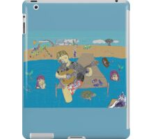last day in Earth iPad Case/Skin